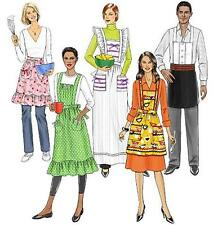 Butterick sewing pattern B5426 rate & Homme tabliers
