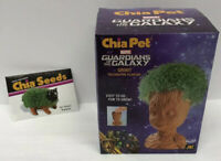 Chia Pet Marvel Guardians Of The Galaxy Groot W/ Seeds New In Box GOTG groot