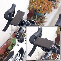 Heavy Duty Bicycle Bike Motorcycle Phone Mount Holder For iPhone 6S/7/8 or Plus