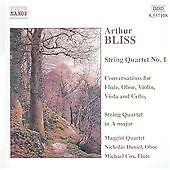 Bliss: String Quartet No. 1, Michael Cox,Nicholas Daniel,Magg, Very Good