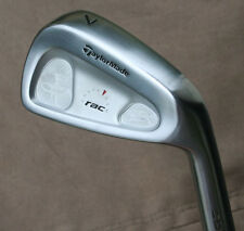 TaylorMade RAC cb Forged 7 Iron Gold S300 Steel Shaft
