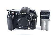 Fujifilm FinePix S5 Pro 12.3MP Digital SLR Camera Super CCD Nikon F Mount