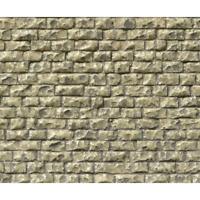 Chooch Enterprises 8252 HO/OO Gauge Flexible Medium Random Stone Wall