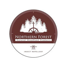 Northern Forest Natural Insect Repellent Tin 15ml DEET FREE Made in Scotland
