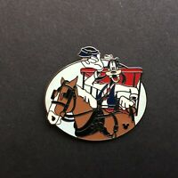 WDW - Hidden Mickey Collection - Transportation Goofy / Horse Disney Pin 51440