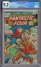 Fantastic Four #165 CGC 9.2 Origin of Crusader George Perez art