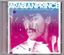 "CD Arabian Prince ""Innovative Life 1984-1989"" Innovator Professor X Electro NWA"