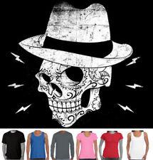 Cotton Skeleton T-Shirts for Women