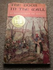 THE DOOR IN THE WALL; Marguerite de Angeli  Stated First Ed. Signed by Author!!