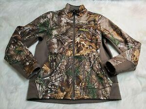 Magellan Outdoors Boy Kid Size Large Full Zip Camouflage Jacket Coat Hunting N-7