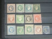 early Spain stamps  all mint