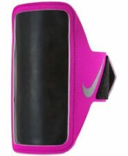 Nike Lean Running Arm Band Bold Berry ONE SIZE