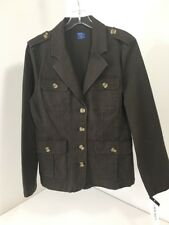 JOCKEY WOMEN'S PERSON TO PERSON JACKET COFFEE MED NWT