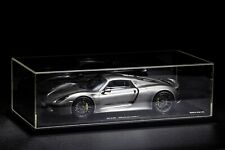 1/18 Spark Porsche 918 Spyder Dealer Edition