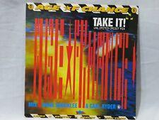 "Age Of Chance TAKE IT 12"" vinyl single record (Maxi) UK VST1035"