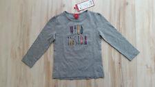 Esprit tolles Langarmshirt, Sweatshirt Gr. 92/98 Neu