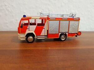 RIETZE Modell 1:87//H0 Feuerwehr Roetgen Mercedes Schlingmann Varus HLF #72914