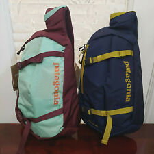 NEW Patagonia Atom Sling 8L Classic Navy Blue Gold Vjosa Green Burgundy RETIRED