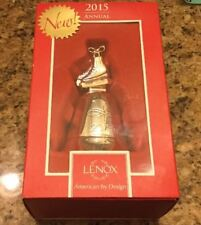 Lenox 2015 Annual Bell New in Box