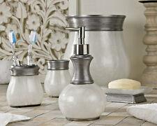 Flato Morocco 5 piece Bathroom Accessories Set with Waste Bin