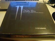 RAR BOX. CARLOS PERÓN (YELLO). 11 DEADLY SINS. EROTIC SESSIONS. 11 CD COLLECTION