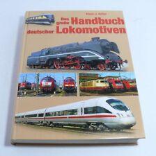 Livre la Grande Manuel Allemand Locomotives de Klaus-J. Cousin