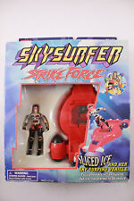 1995 Bandai Skysurfer Strike Force SLICED ICE Sky Surfing Vehicle New Sealed