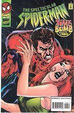 2 x Spider-man Comics Time Bomb #1-2 Marvel Complete Arc Clone Saga New Warriors