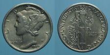 USA 1 DIME 1929 MERCURY qFDC