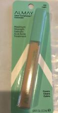 Almay Cleat Complexion Concealer 100 Light New Sealed