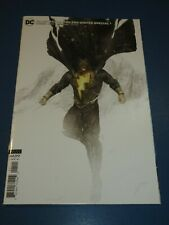 Black Adam Endless Winter Special #1 Bosslogic Variant Super Cool and Rare NM