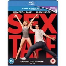 Sex Tape Blu-ray 2014 Slip Cover Cameron Diaz Jason Segel