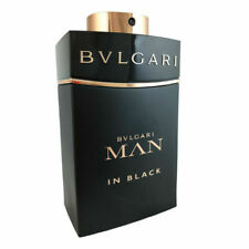 BULGARI MAN IN BLACK EDP 100 ML PROFUMO UOMO SPRAY Original - UnBoxed