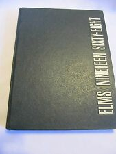 1968 Yearbook State University College at Buffalo ELMS Bobby Kennedy  Dr. King