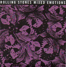 ★☆★ CD Single The ROLLING STONES Mixed emotions - REMIX - 5-track CARDSL ★☆★