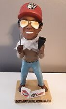 """Pirates Josh Bell """"More Cowbell"""" Altoona Curve Bobblehead from 6/9/2017 Game"""