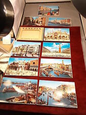 VERY NICE SET OF 10 PHOTO PACK POSTCARDS FROM