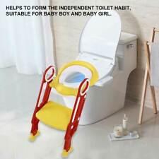 Griff Toilettensitz T/öpfchen Toilettentrainer Babyklo Paw Patrol Girl WC Sitz gepolstert