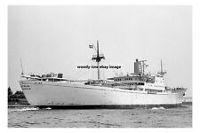 rp16101 - Swedish Cargo Ship - Antigua , built 1960 - photo 6x4