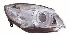 Skoda Fabia 2007-2010 Chrome Projector Headlight Headlamp O/S Drivers Right