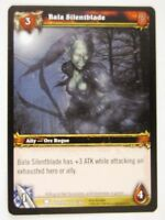 WoW: World of Warcraft Cards: BALA SILENTBLADE 226/361 - played