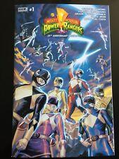 MIGHTY MORPHIN POWER RANGERS ANNIVERSARY SPECIAL #1 BOOM STUDIOS COMICS