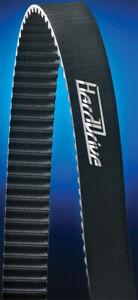 "Harddrive Rear Drive Belt 1-1/8"" 128 Teeth for 61T Harley Sportster 1200 1991-03"