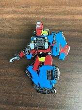 Hotshot Transformers Lapel Pin - Hasbro - 2 inches tall- metal