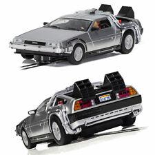 Scalextric C4117 1:32 DeLorean Back to The Future Car