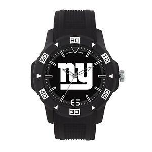 New York Giants NFL Men's Automatic Black Watch - Brand New