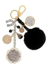 NEW DOLCE & GABBANA LUXURY SICILY COLLECTION LAPIN KEY CHAIN RING W/BOX