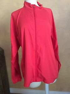 Athletic Jacket Adidas ClimaProof  golf cycle running Yoga Fitness L