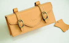 Great Look!NEW Leather Bicycle Tail (Saddle) Bag w/Wook,Especially Fit City Bike