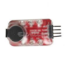 RC Lipo batterie basse tension fonction alarme moniteur testeur 39mm*20mm